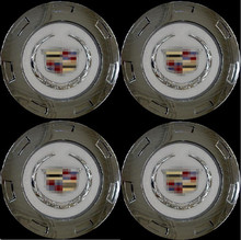 """07-14  D=200mm CADIL-LAC ESCALADE COLORED CREST 22"""" for 7 SPOKE WHEEL CENTER CAP 9596649(China (Mainland))"""