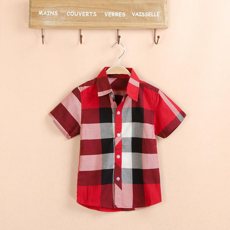 Рубашка для мальчиков Cute Tiao