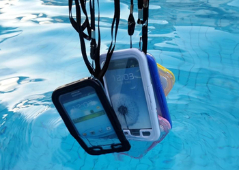 Free shipping High quality Waterproof Shockproof Dirtproof Box Case For Samsung Galaxy Note 2 II N7100 Mobile Phone Case