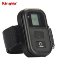 KingMa GoPro WiFi Remote Control Wireless RC Charging Cable Remote wrist belt For Gopro hero session