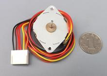 35mm 2 Phase 4 wires Hybrid Stepper Motor   Tiny small Motor 800ma