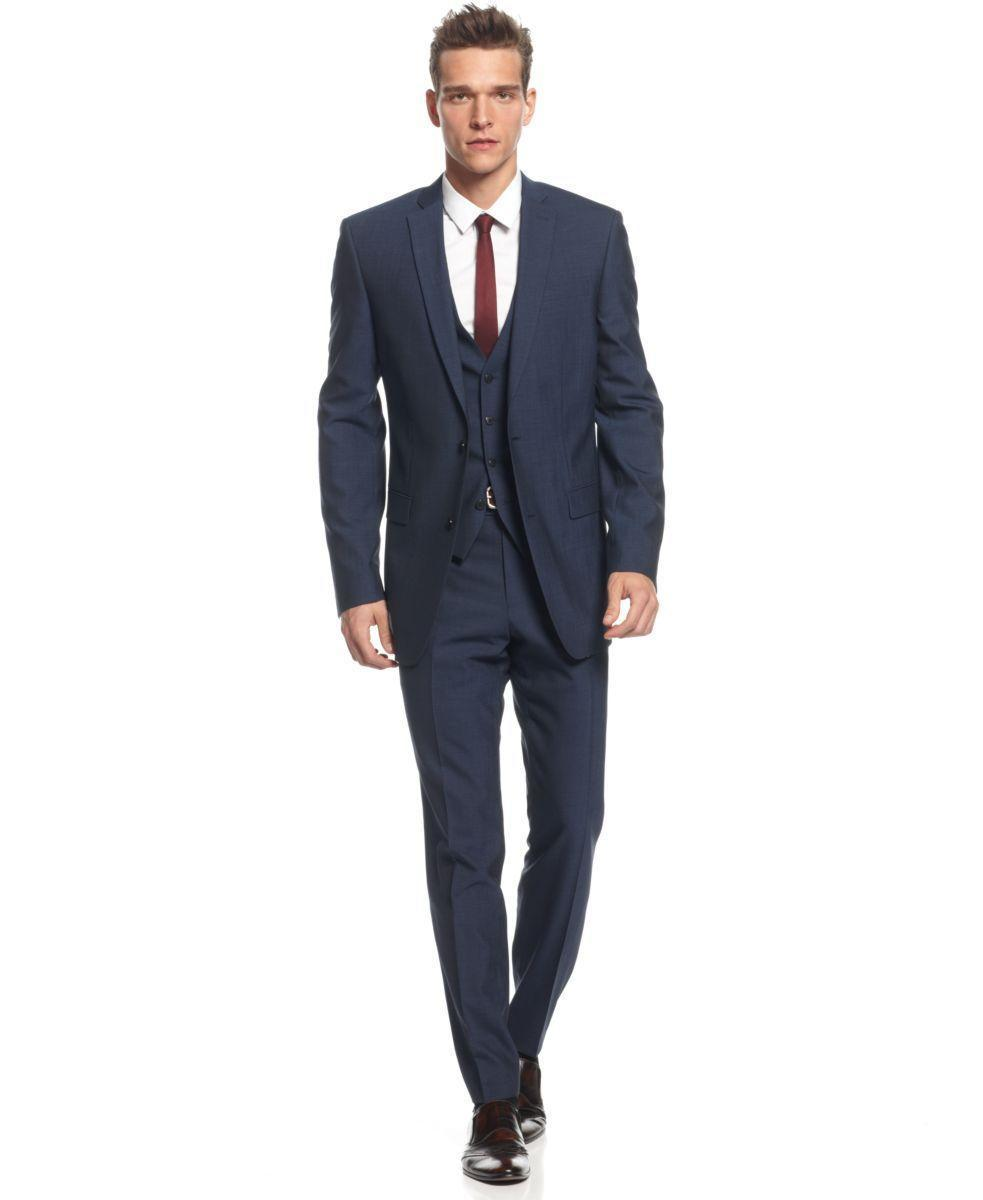 Online Get Cheap Navy Slim Fit Suit -Aliexpress.com | Alibaba Group