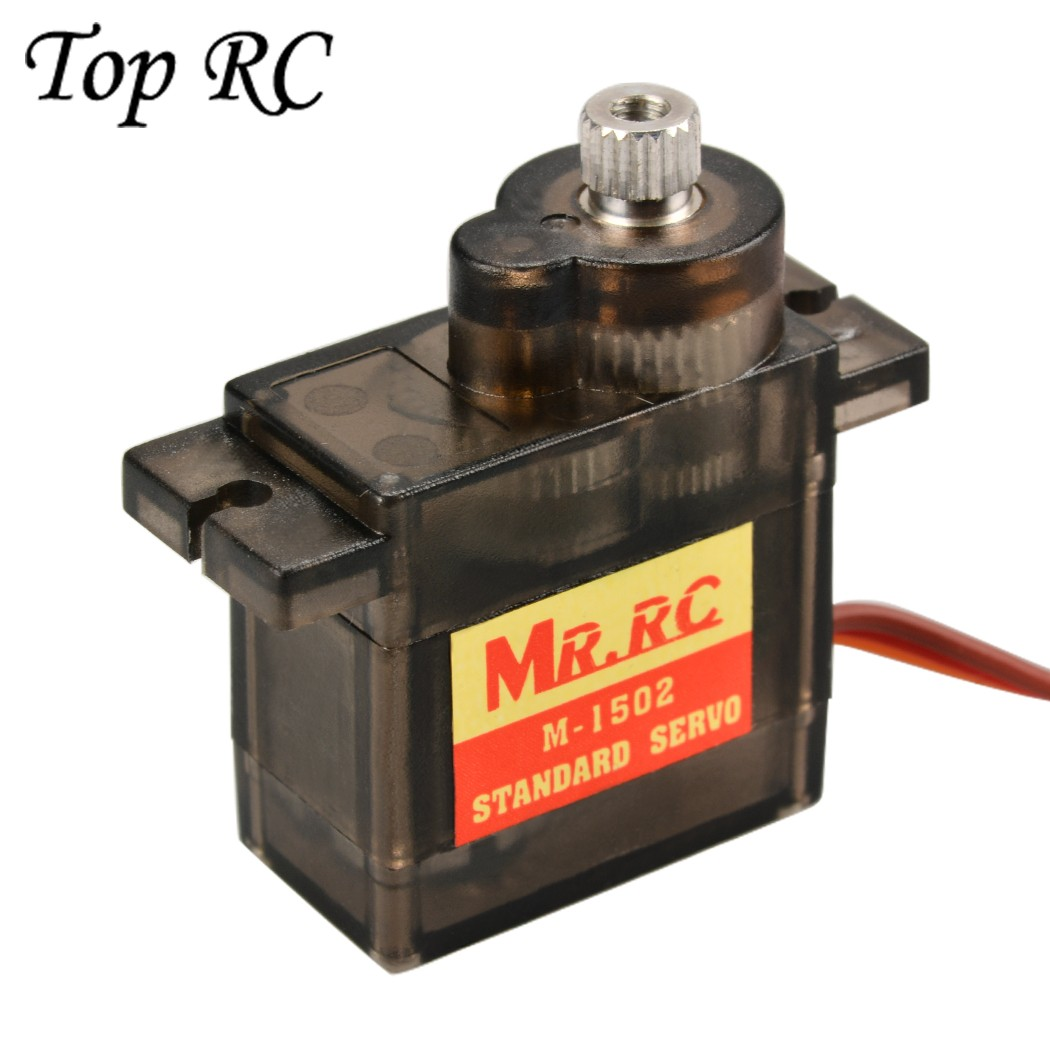 Hot MR.RC M-1502 9g Digital Micro Servo Motor Metal Gear Spare Parts For RC Helicopter Car Airplane(China (Mainland))