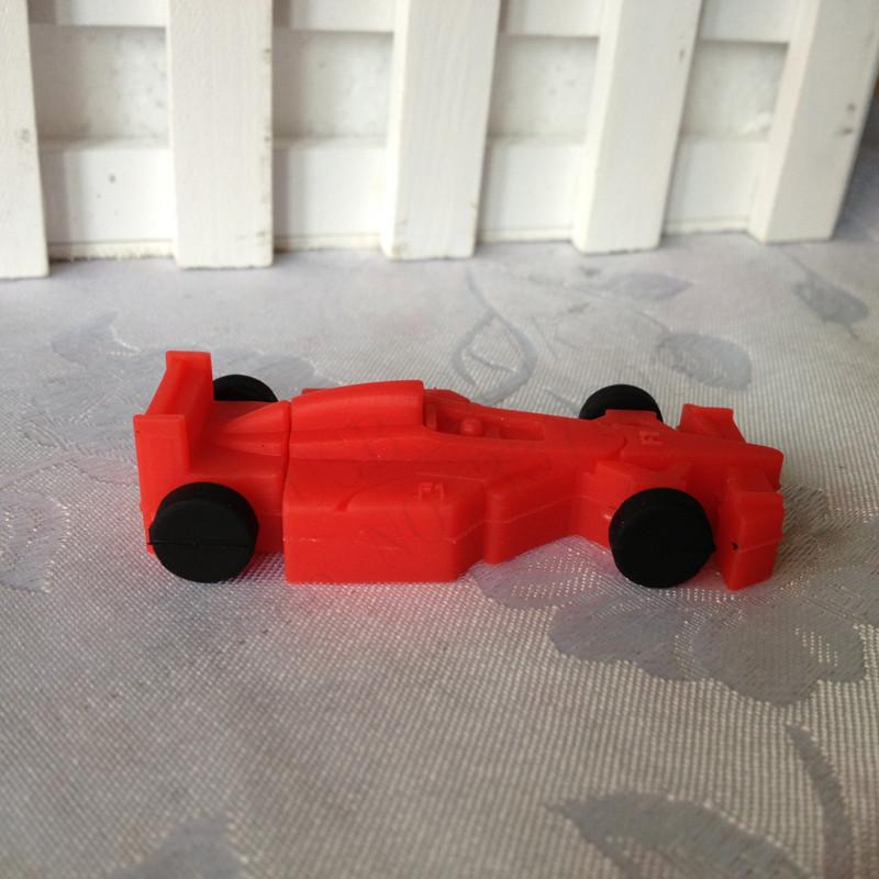 Bulk pen drive cartoon Racing car gift 4gb 8gb 16gb 32gb 64gb driver gun usb flash drive pendrive free shipping(China (Mainland))