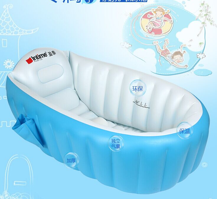 buy authentic thai supply surplus inflatable baby bathtub baby bath tub. Black Bedroom Furniture Sets. Home Design Ideas