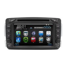 Free Shipping HD 7″ Touch Screen Car DVD Player for Benz W203 W208 W209 W210 W463 Vito Viano Autoradio GPS Navigation