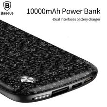 Заказать из Китая USAMS Power Bank 10000 мАч Dual USB мобильный телефон портативное зарядное устройство Powerbank резервного копирования Внешняя б... в Украине