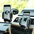 Car Dashboard Phone Holder 50 115mm Adjustable for Smart Phone 360 Degree Rotation Mechanical Arm Car
