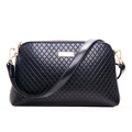 Trendy Quilted Bag Women Sweet Style Shell Shoulder Bag Classic Diamond Lattice Bag Ladies Trendy Plaid