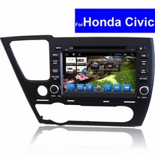1024 600 font b Android b font 2 Din Touch Screen Car Audio Player for Honda