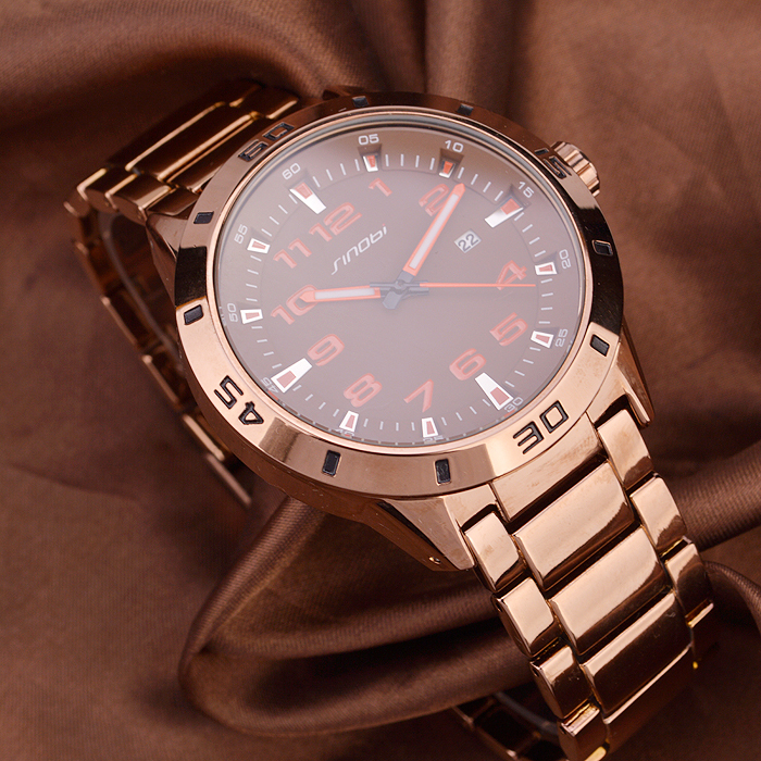 luxury men's watches fashion quartz watch male - Meaning even Mandy store