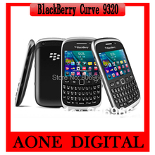 100% Original Blackberry Curve 9320 BlackBerry OS 7.1 Wifi GPS Smart Phone Push Email EDGE
