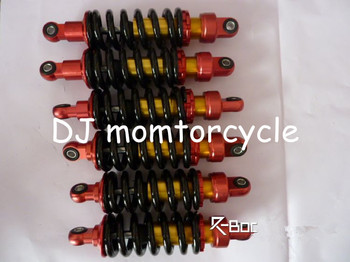 High performance dirt bike rear shock with 5 size available  XR50 CRF50 pit bike suspension  Min motocross rear shock absorber