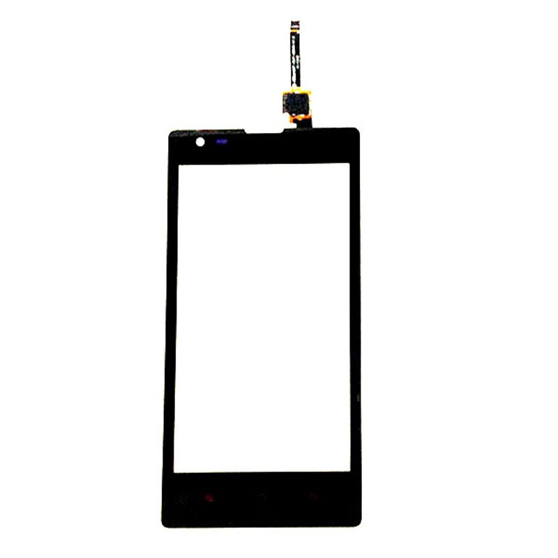 4.7Inch Black Front Outer Glass Panel For Xiaomi Redmi 1S Hongmi 1S Touch Screen Digitizer Replacement Cell Phone Parts