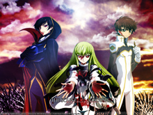 Free shipping CODE GEASS ZERO LELOUCH Japan Anime Poster printed silk wall decoration 12×18 24x36in(1450063338420)