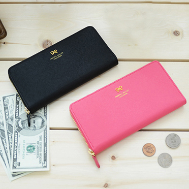 butterfly accessory design female wallet fashion coin purse women long wallets zipper leather bag ladies(China (Mainland))