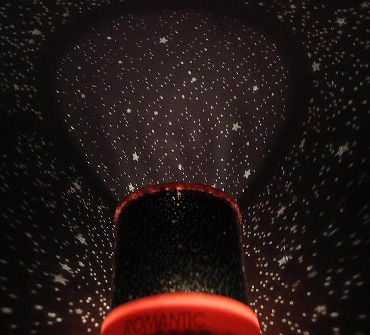 Sky star projector night light children novelty gift - Star ceiling lights for kids ...