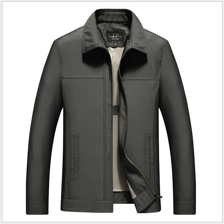 M-3XL!! 100% Cotton 2015 New Brand Spring Summer Casual Men Jacket Mens Jackets Coats Army Windbreaker Coat - qian gao's store