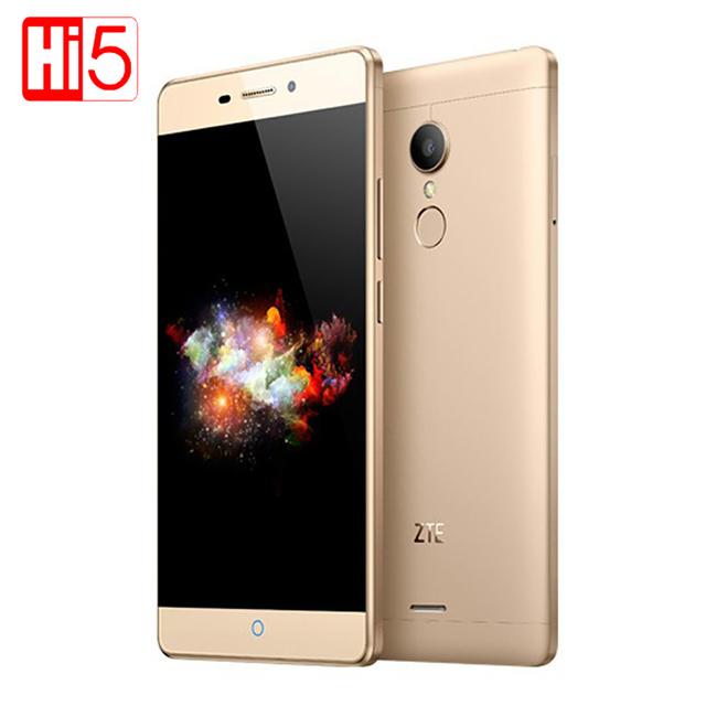 ZTE V5 Pro ZTE N939sc 5.5 Дюйм(ов) Окта основные Android 5.1 Мобильный телефон 2 ГБ RAM 16 ГБ ROM 4 Г FDD LTE 13.0MP FHD 1080 P Отпечатков Пальцев