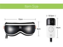 KIKI New Air pressure Eye massager with mp3 6 functions Dispel eye bags eye magnetic far