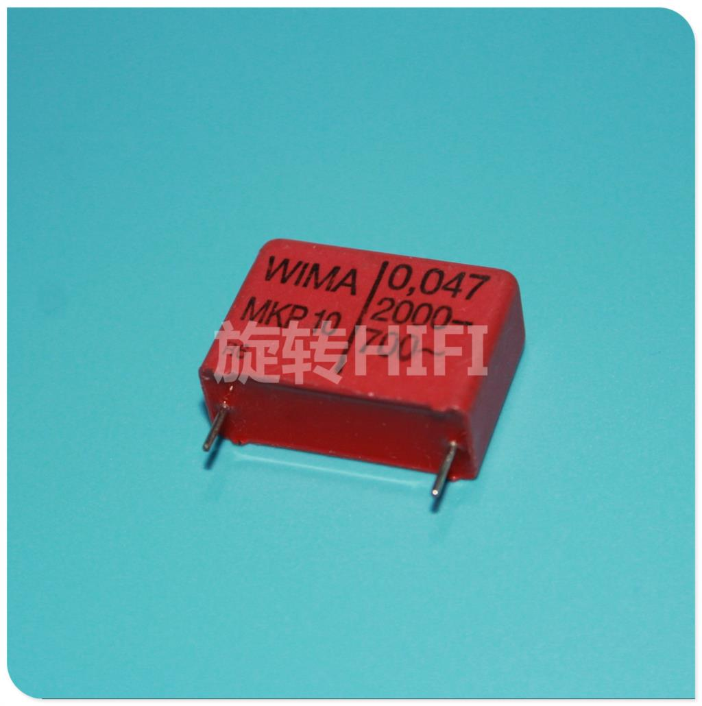 20pcs Red WIMA MKP10 473/2000v 0.047uf 47nf new audio for capacitance P22 free shipping(China (Mainland))