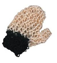 1PCS Sisal Bath Gloves Bath Hemp Loofah Brush Clean The Dead Skin  Body Printing Cleansing(China (Mainland))