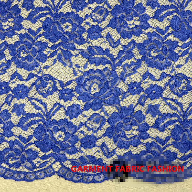 factory direct lowest whole network dress 12 days as shares N / R strands eyelash lace fabric(China (Mainland))