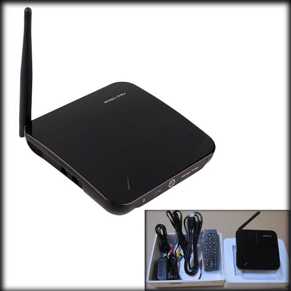 by dhl or ems 10 pieces CS968 / TV01 Android TV Box RK3188 Quad Core 2G RAM 8G ROM HDMI AV USB RJ45 OTG 2.0MP Camera TV Box(China (Mainland))