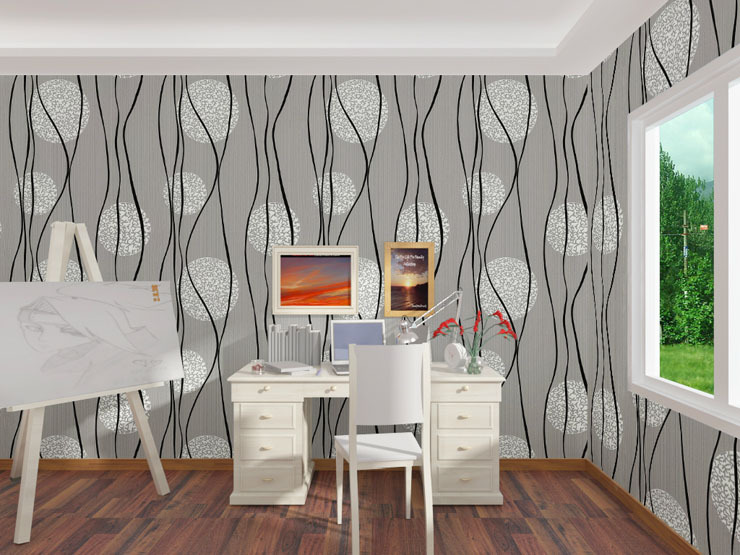 <font><b>Italian</b></font> Style Wallpaper <font><b>Home</b></font> <font><b>Decor</b></font> Modern Plants Papel De Parede Wallpaper Roll For Living Room Background Wall Paper Roll