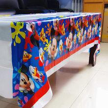 10 pçs mickey mouse cup tema dos desenhos animados festa para crianças/meninas feliz aniversário decoração tema fontes de festa festival 01(China)