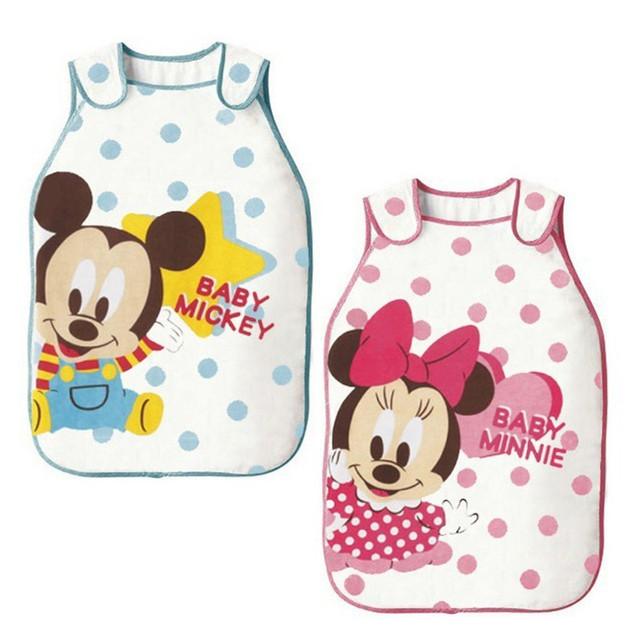 Ребенка спать мешок 100% хлопок новорожденных овсянка Microfleece детские Sleepsacks ...