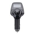 LCD Display Car Kit Bluetooth FM Transmitter Car MP3 Audio Player A2DP USB Charger Wireless FM