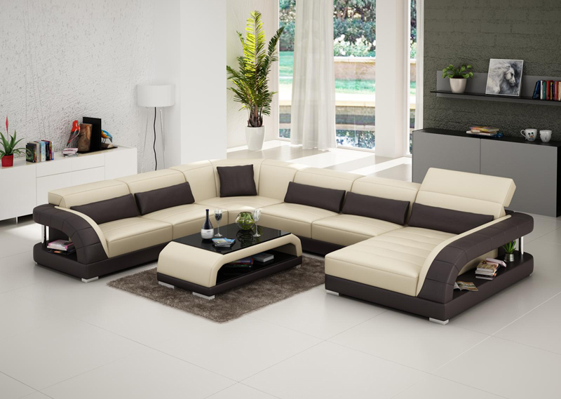 Online buy wholesale modular leather sofa from china for Express modular pricing