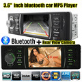 new 3 6 inch TFT HD screen car radio bluetooth car mp5 player USB SD 1080P