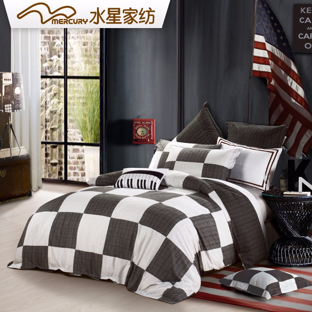 Free shipping!Mercury Home Textile Black and white style ...