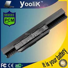 battery for ASUS X54C X54H X54HR X54HY X54L X54LY Laptop A41-K53 A32-K53 6 cells