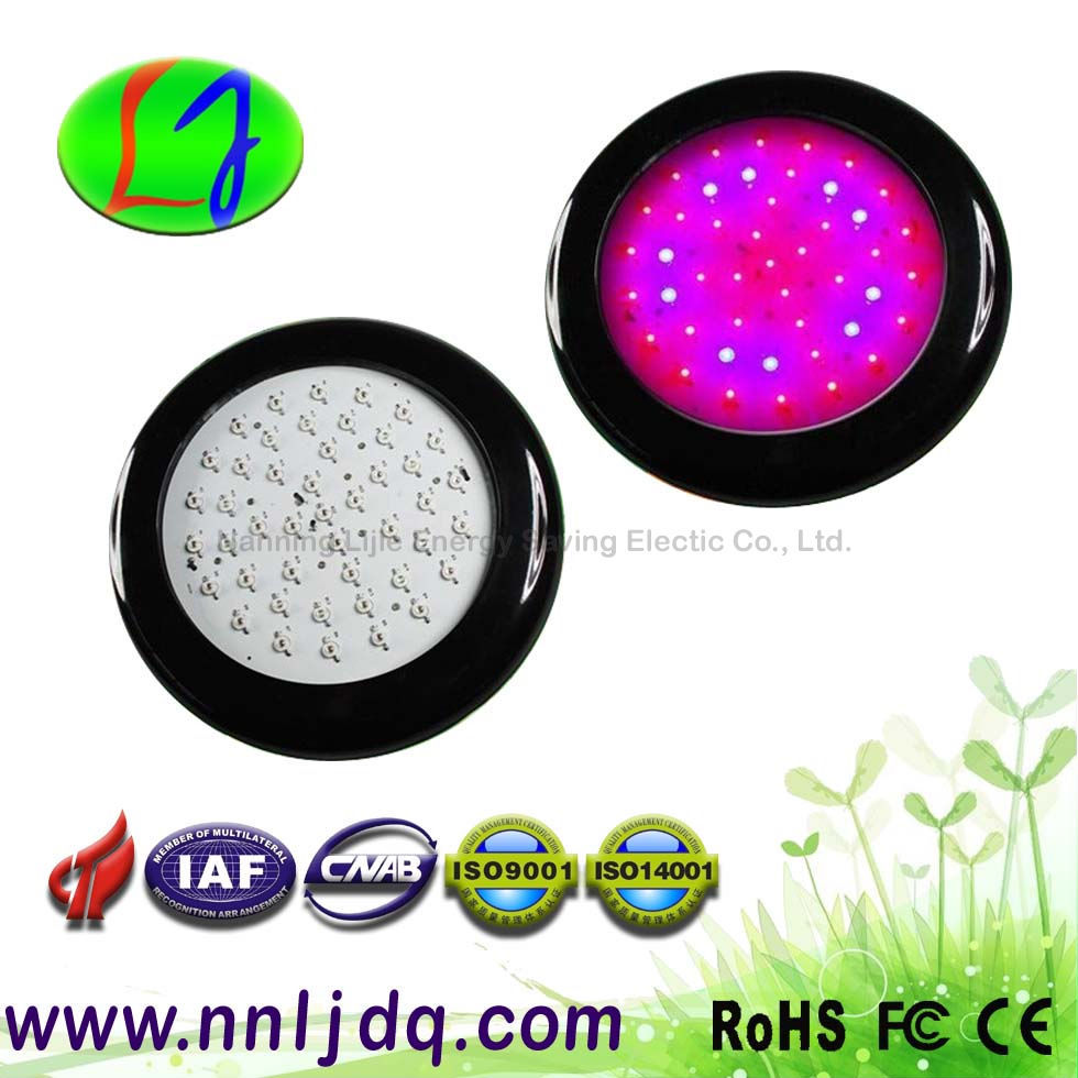 5 pcs/ lot Wholesale 150W LED Grow Light UFO Red/Blue= 4:1 or Customized Color Ratio for Vegetables Flowers and Fruits(China (Mainland))