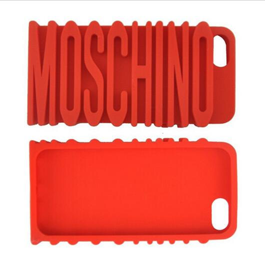 For iPhone 5S 6 & 6 Plus Phone Cases Solid Color Letter Gel Silicone Mobile Phone Bags & Cases free shipping with wholesale(China (Mainland))