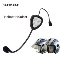 Bluetooth helmet headset for motorcycles helmet headset V1-1 bluetooth headphones earphone High Quingity(China (Mainland))