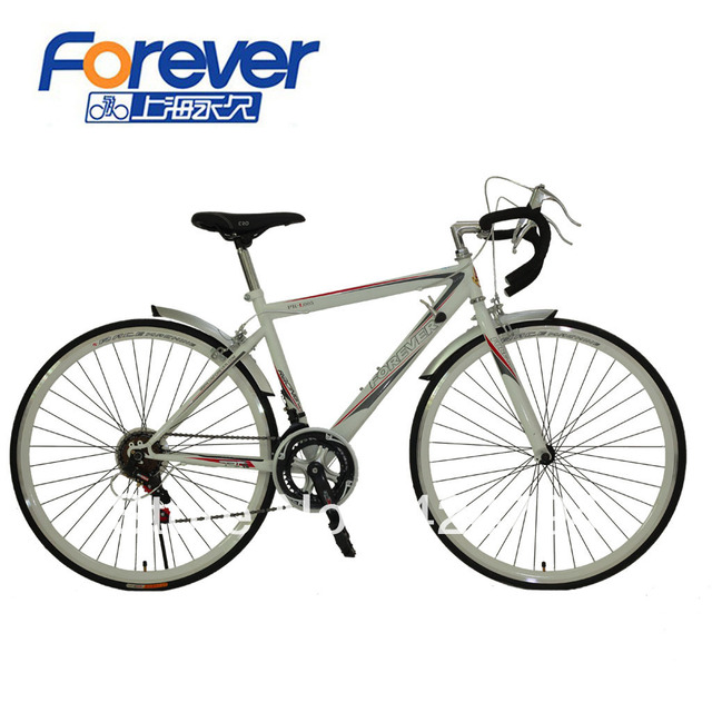 Bicycle road car mountain bike space vehicles 27 12 road bike pk-l005 steel racing bike