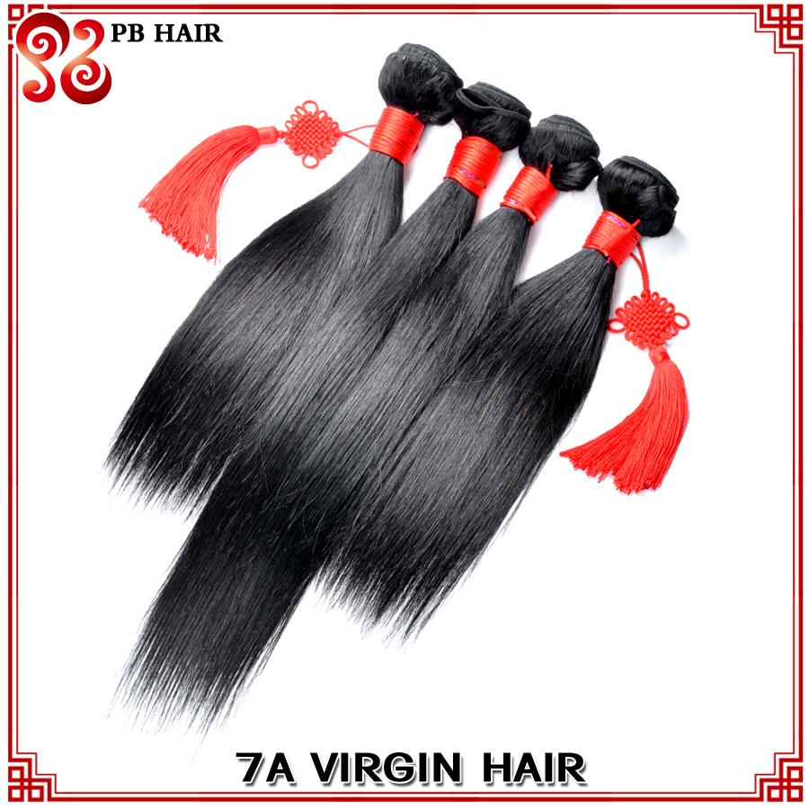 7A Rosa Brazilian Virgin Hair Straight Human Hair Weave 4 Bundles Brazilian Straight Hair Wholesale 8-30Perfect Hair Extensions<br><br>Aliexpress