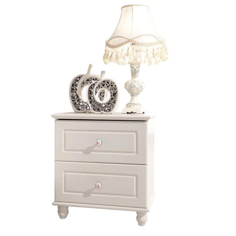 Online kopen wholesale moderne nachtkastje kasten uit for Goedkope houten meubels