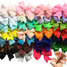 Ribbon Bow for Hair (3.15Inches)Baby Girls accessories for hair Children Hair clip Cute Hairpins Bebes arco de cabelo 30pcs