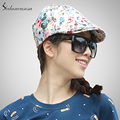 2016 Fashion Women Cap Casual Print Women s Newsboy Caps WG150020 Wholesale Hats