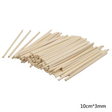 100 pieces 3mm Premium Rattan Reed Fragrance Oil Diffuser Replacement Refill Sticks Reed Diffuser(China (Mainland))