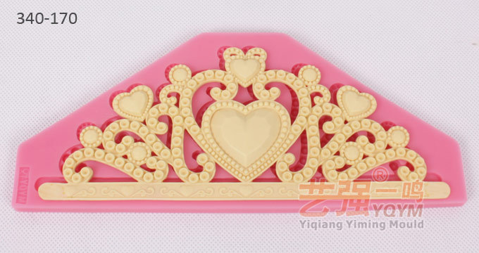 2015 YQYM New Arrival free shipping 3d shape fondant lace silicone mold decorated,silicone baking mat,baking tools silicone(China (Mainland))