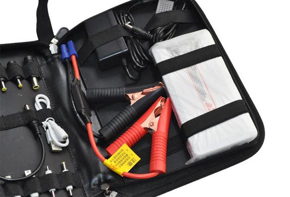 SOS disdress signal multi-purpose battery charger 12000mAh 12V portable car emergency power supplier car jump start for car(China (Mainland))