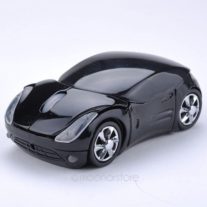 wireless mouse fashion super car shaped mouse 2.4Ghz optical mouse for pc laptop computer Free Shipping(China (Mainland))