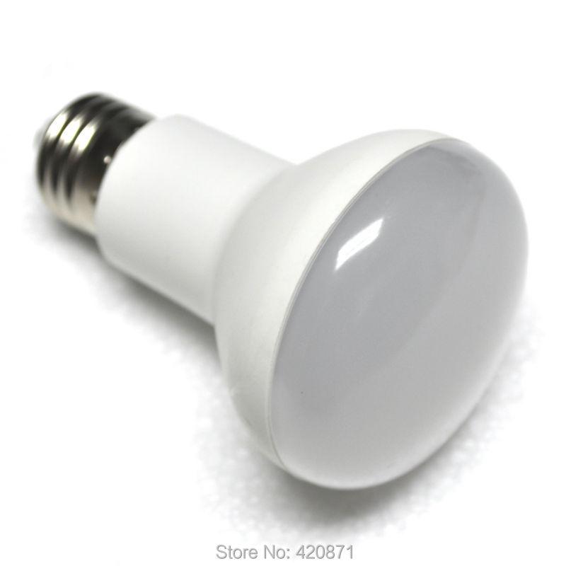 R63 LED Bulb Light E27 7W LED 85-265V 360 Degree Warm/Cold whtie Umbrella Mushroom Lamp Spotlight for Home Business Lighting(China (Mainland))