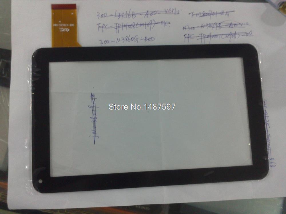 Free shipping 10pcs 300-N3860G-B00 P Nair MOMO9 interstellar version of the external screen touch capacitive screen<br><br>Aliexpress